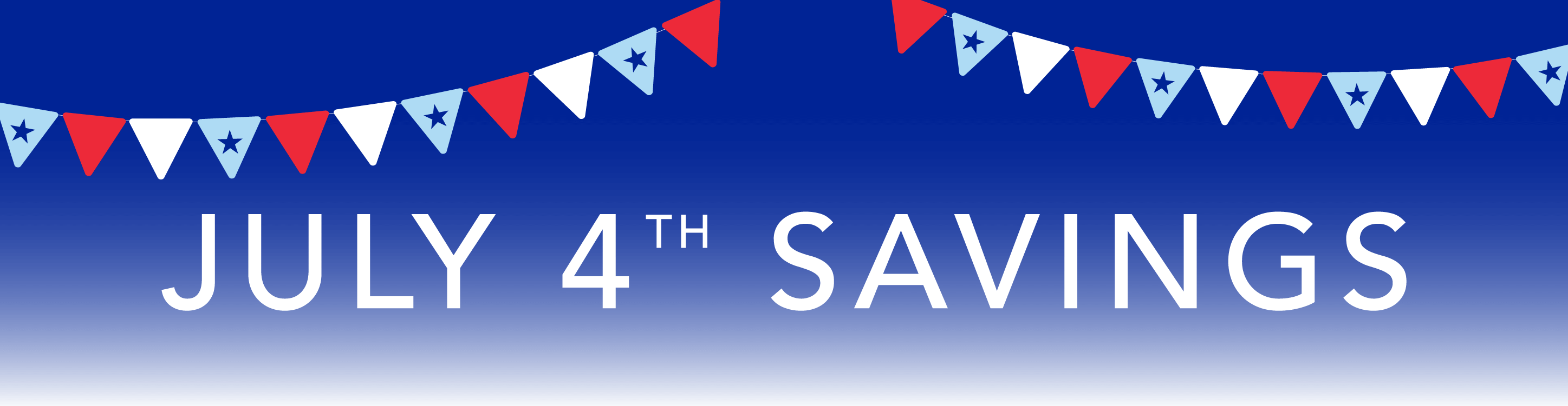 Bosch July 4th Savings Event